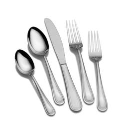 International Silver 5108512 Forte 20-Piece Stainless Steel