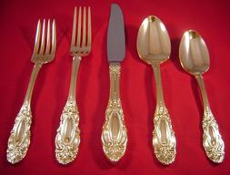 Wallace Golden Duchess Gold Electroplate Flatware Your Choic