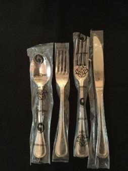 hotel contour stainless flatware dinner knife dinner