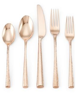 Marchesa by Lenox Imperial Caviar Rose Gold 5-Pc. Place Sett