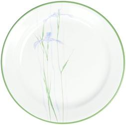 "Corelle Impressions Shadow Iris 9"" Lunch Plate"