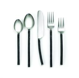 Cambridge Silversmiths 20 Piece Indira Aisha Flatware Set, B