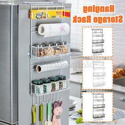 Kitchen Refrigerator Home Side Storage Holder Multipurpose O