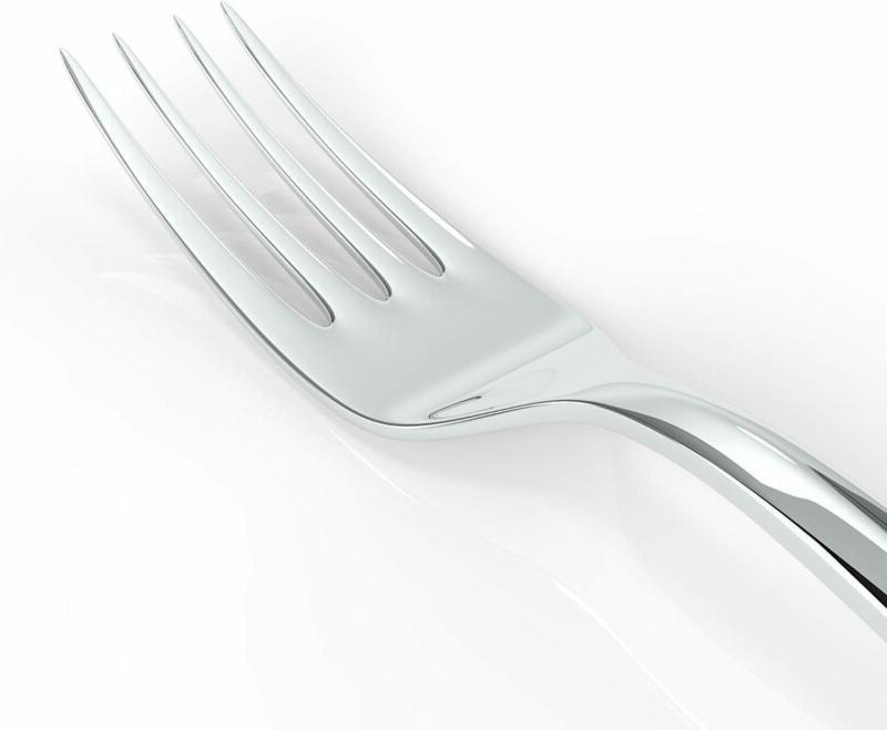 12 Forks, Polished