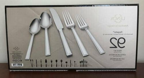 18 10 stainless steel 92 piece service