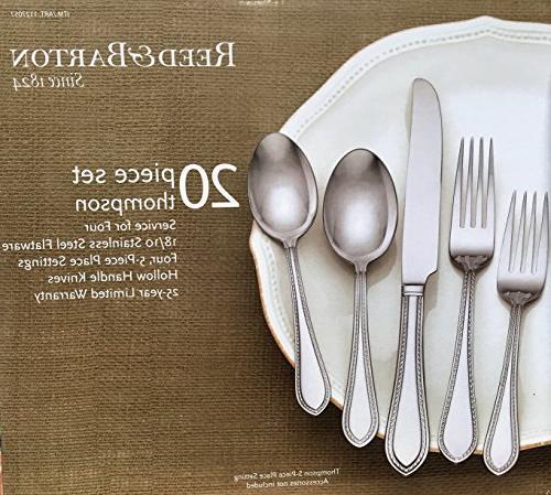 18 10 stainless steel thompson
