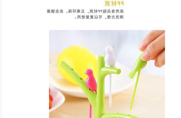 1SET Tableware Fruit Forks Sale Vegetable Fork KX