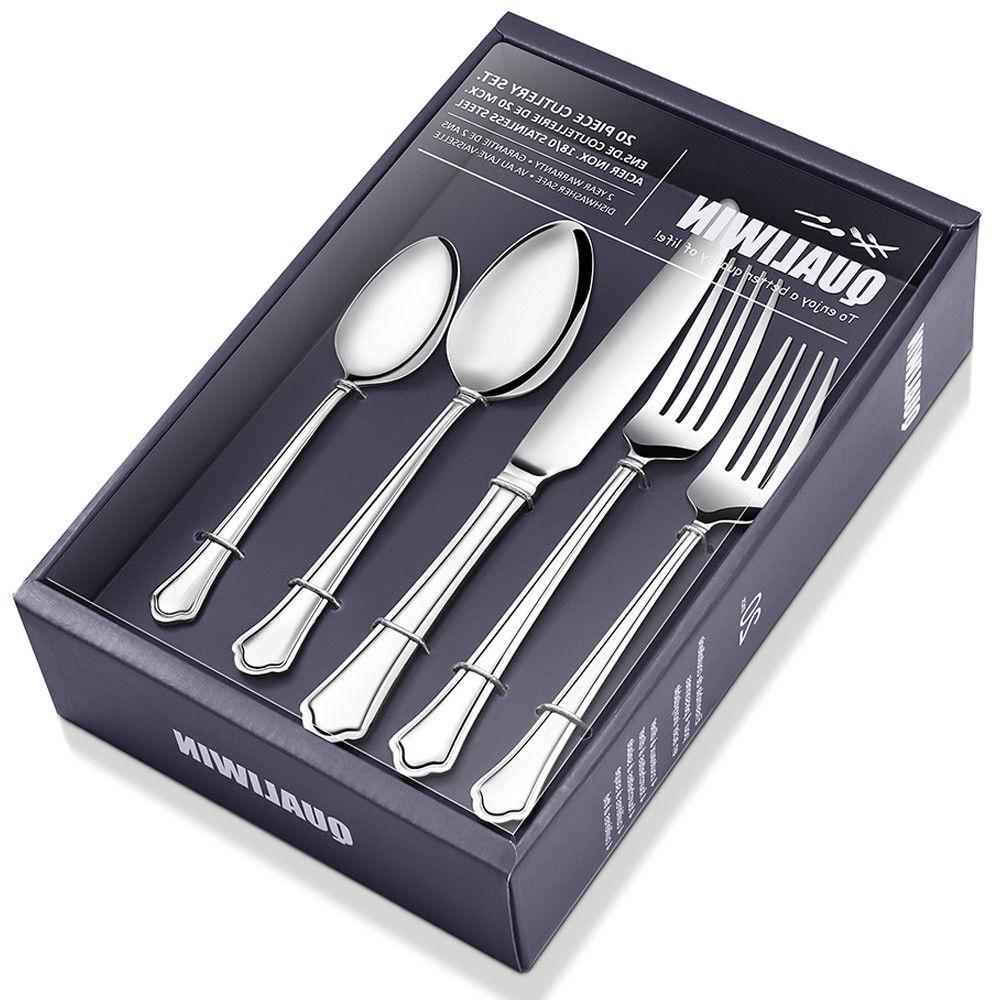 20/100 Cutlery Stainless Service for