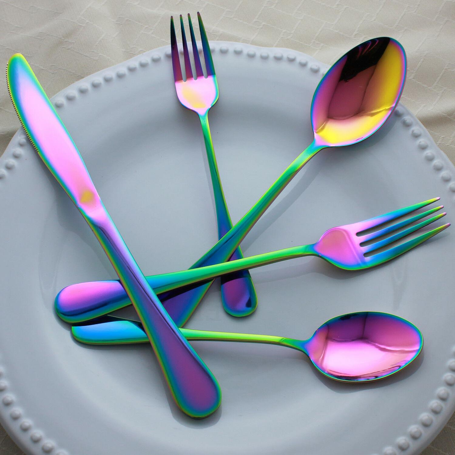 20-Piece Stainless Steel For