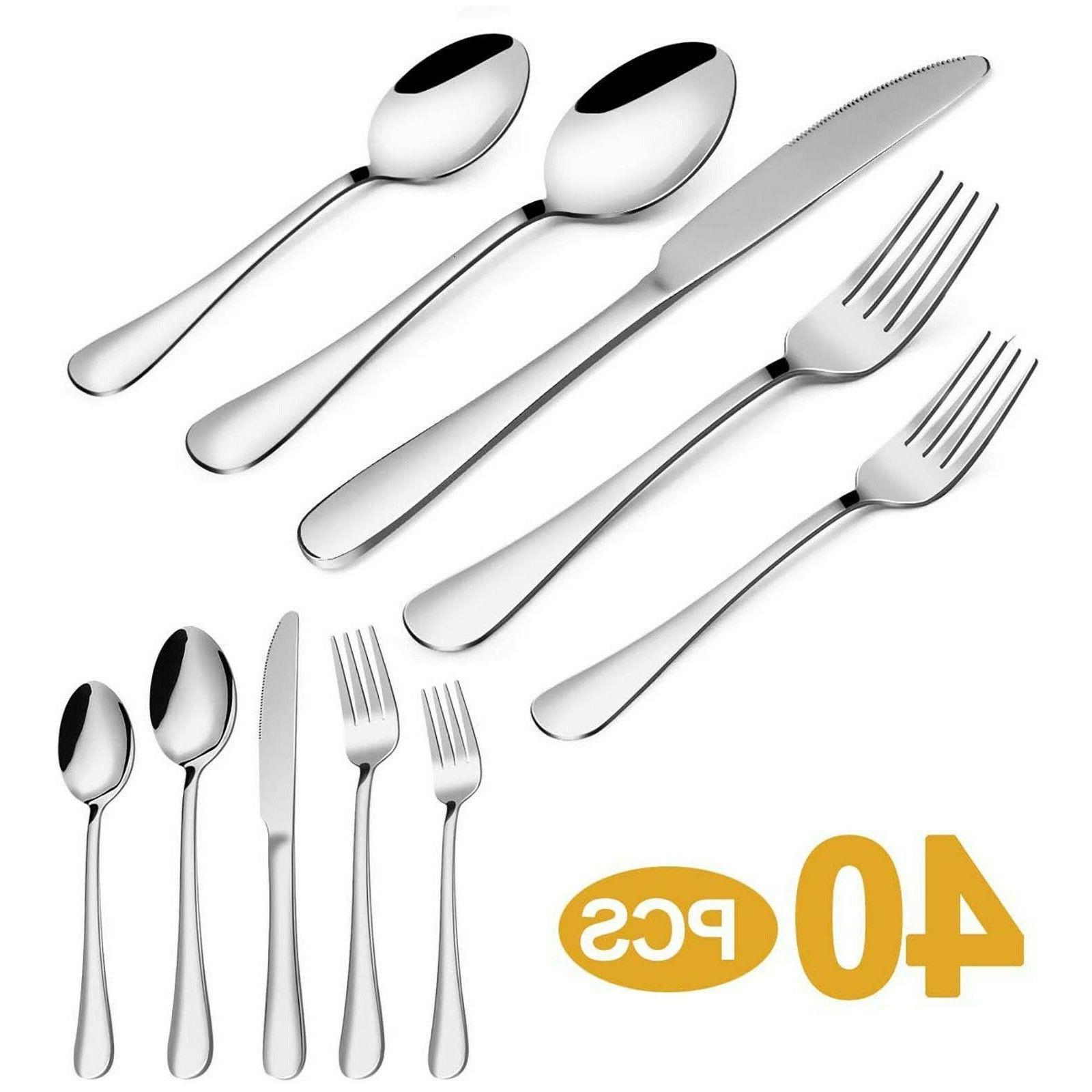 20pcs flatware set cutlery set stainless steel