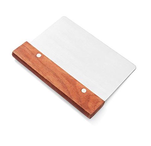 New Star Wood Handle Scraper, 6 by
