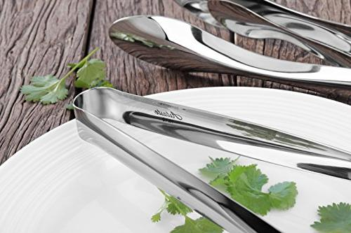 Stainless Steel Utility Set of 3,