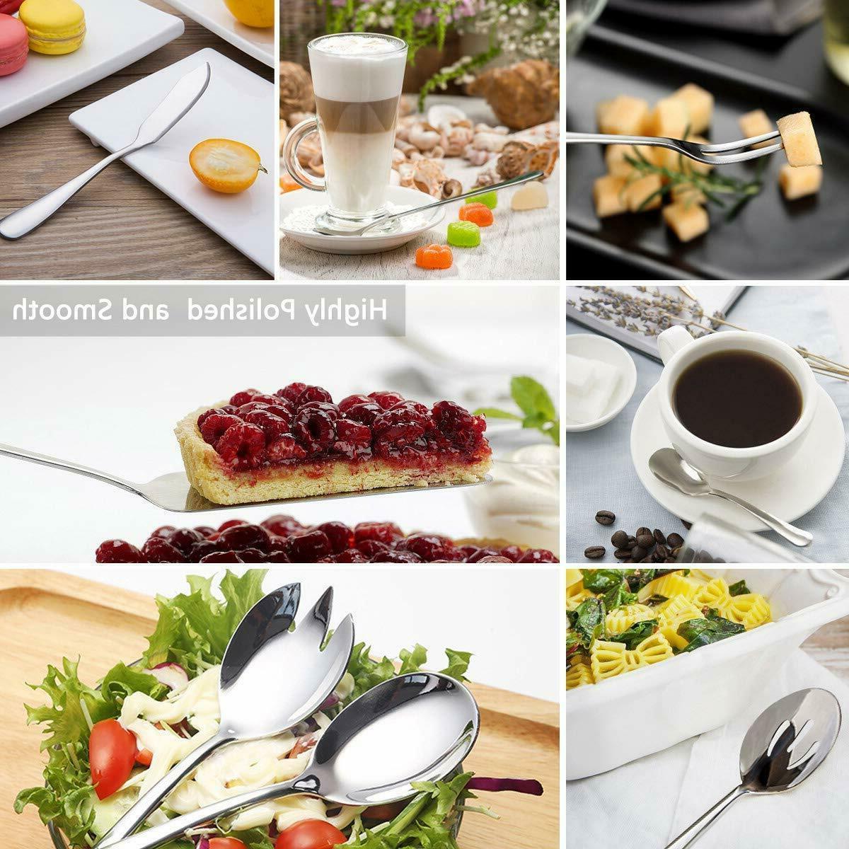 8 Kitchen Cutlery
