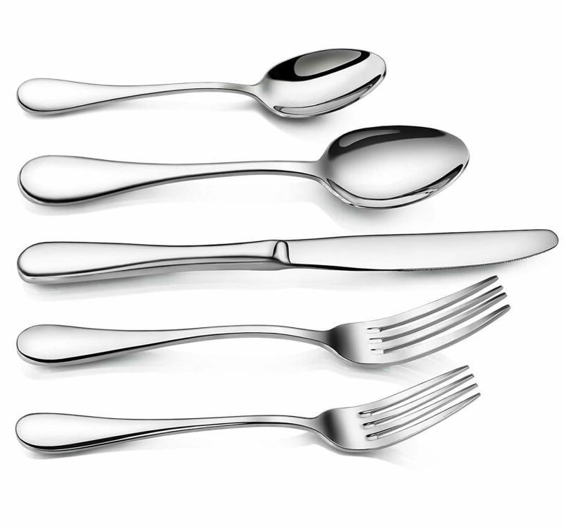 Artaste 56389 Stainless Flatware Set,