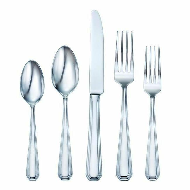 90 piece cosgrove 18 10 stainless fine