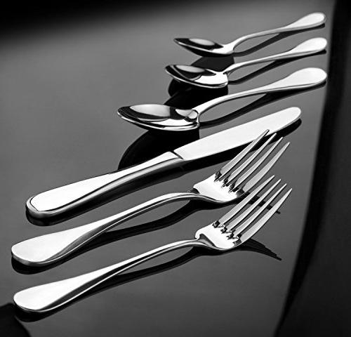 "Artaste 59366 Rain Stainless Spoon , 6"", Silver"