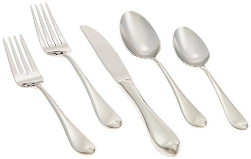Lenox Stainless 45 Piece Set-service 8 & 5 Pieces