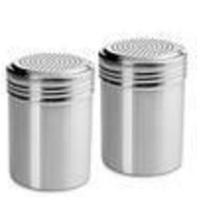 New Star Foodservice 28485 Stainless Steel Dredge Shaker wit