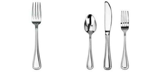 New Star Foodservice 58864 Slimline Pattern, Stainless Steel