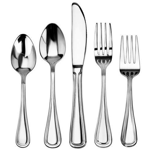 New Star Foodservice 58871 Slimline Pattern, Stainless Steel
