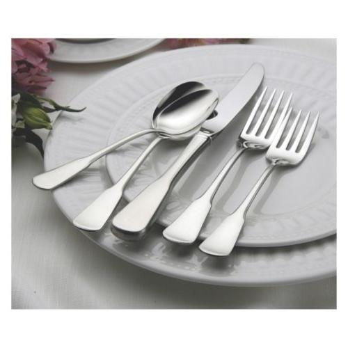 Oneida Colonial Boston Flatware Service 4