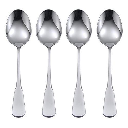 Oneida Flatware Colonial Boston Dinner Spoons, Set of 4 B750