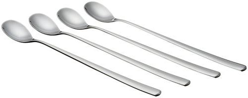 WMF Manaos/Bistro Iced Tea Spoon, Set of 4