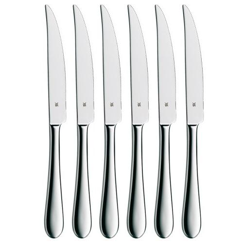 WMF Set of 6 Signum Stainless Steel Steak Knives