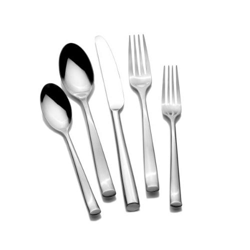 addison flatware set