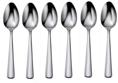 aptitude stainless steel dinner spoons