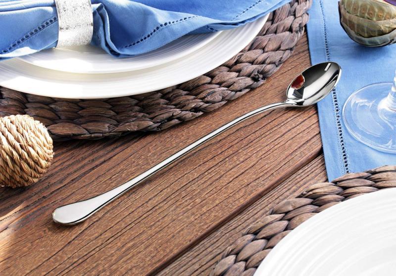 Artaste 56402 Stainless Steel Iced Spoon,9.5-Inch, of