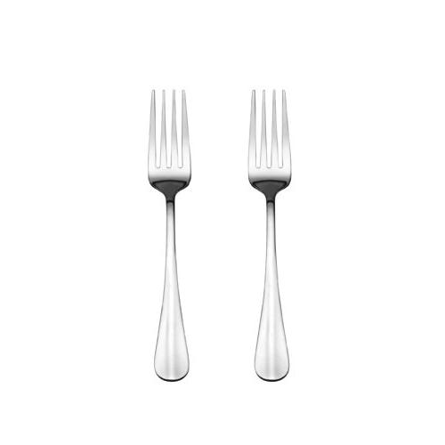 basics simplicity stainless steel dinner