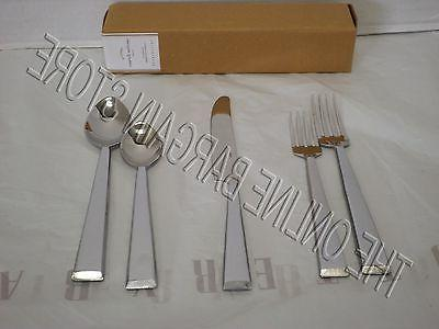 caroline flatware silverware kitchen dining knife fork