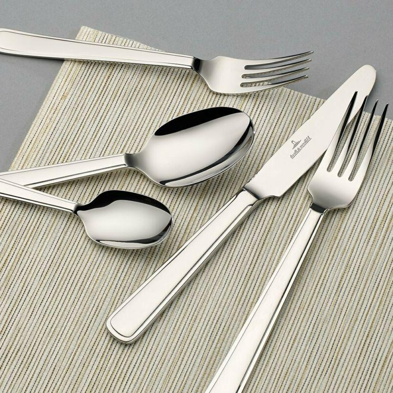 Celeste 60 Piece Flatware Set by & Boch - 12