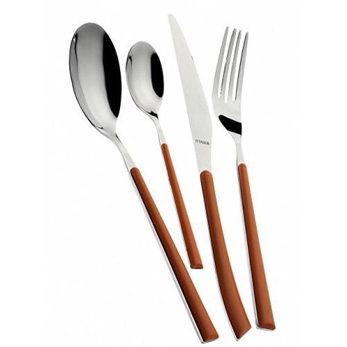 cutlery set inox 18 10