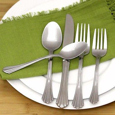 Oneida Dublin 78 Casual Flatware for 12