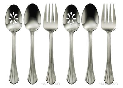 Oneida Dublin Casual Flatware Set, for 12