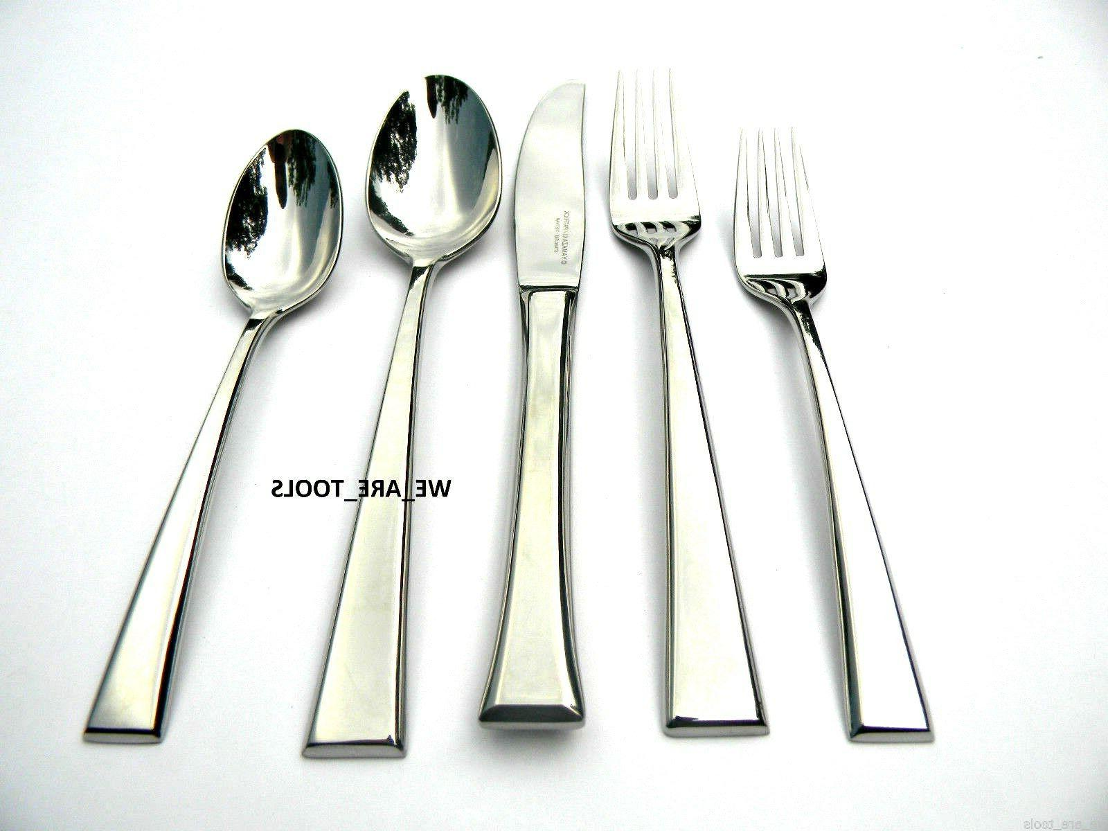 epoch stainless steel flatware place
