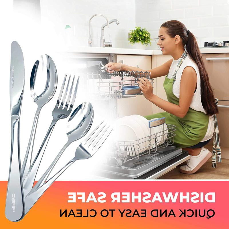 Cutlery Set Service 4
