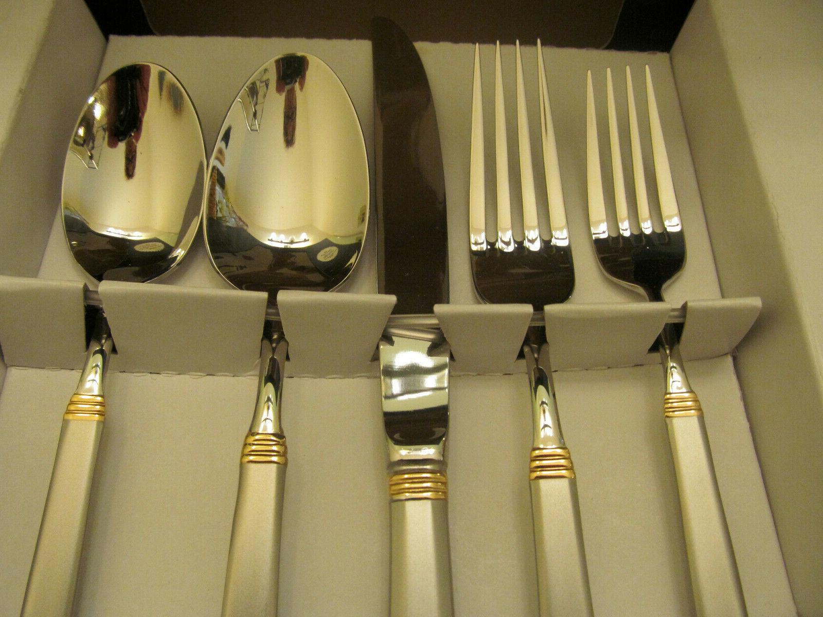 WMF PIECE CARAT ACCENT 18/8 STAINLESS