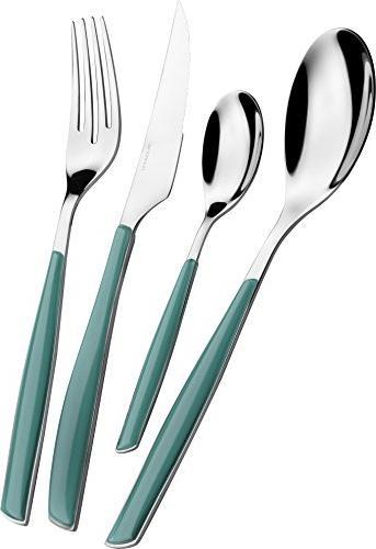 flatware set verde