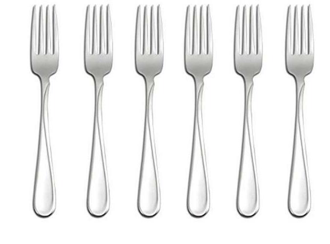 flight dinner forks