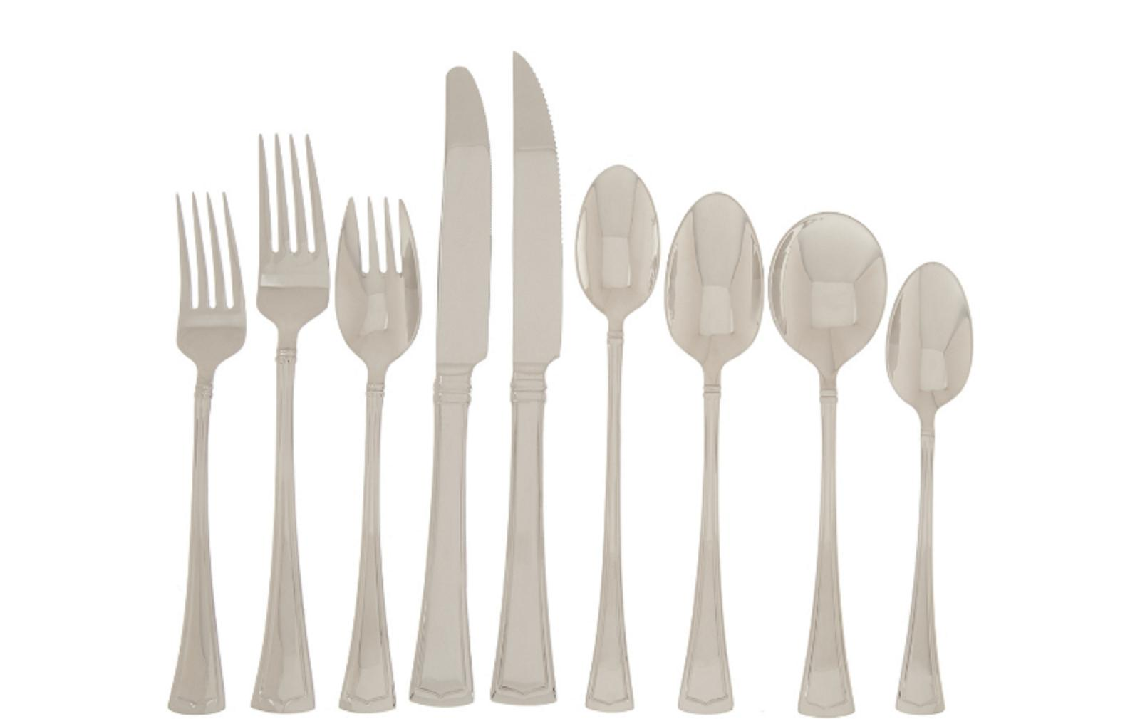 fonthill 112 piece flatware set service