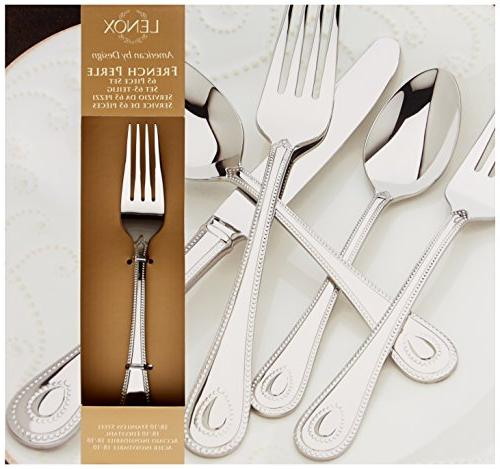 Lenox Flatware Perle - Piece Set
