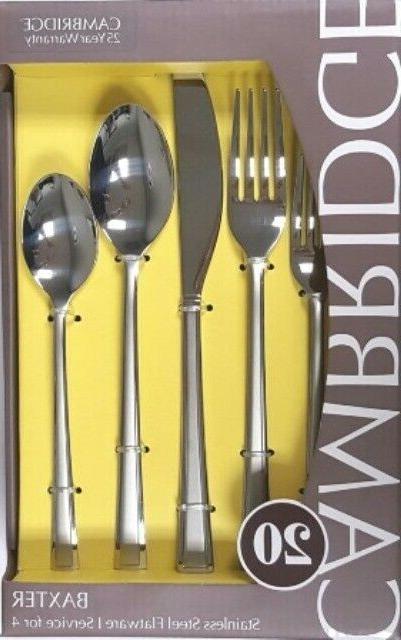 GENUINE Cambridge Silversmiths® Baxter Sand Piece -