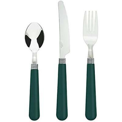 halter 12 piece stainless steel flatware silverware
