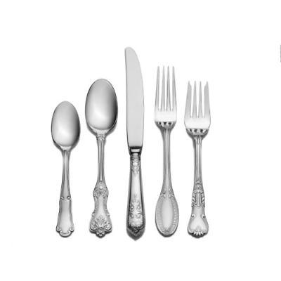 hotel stainless steel flatware set