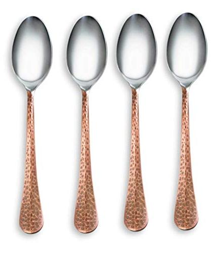 Cambridge 20 Indira Jessamine Set, Copper, Service for 4