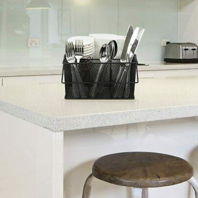 Utensil Caddy Silverware, Holder, Multi-Purpose