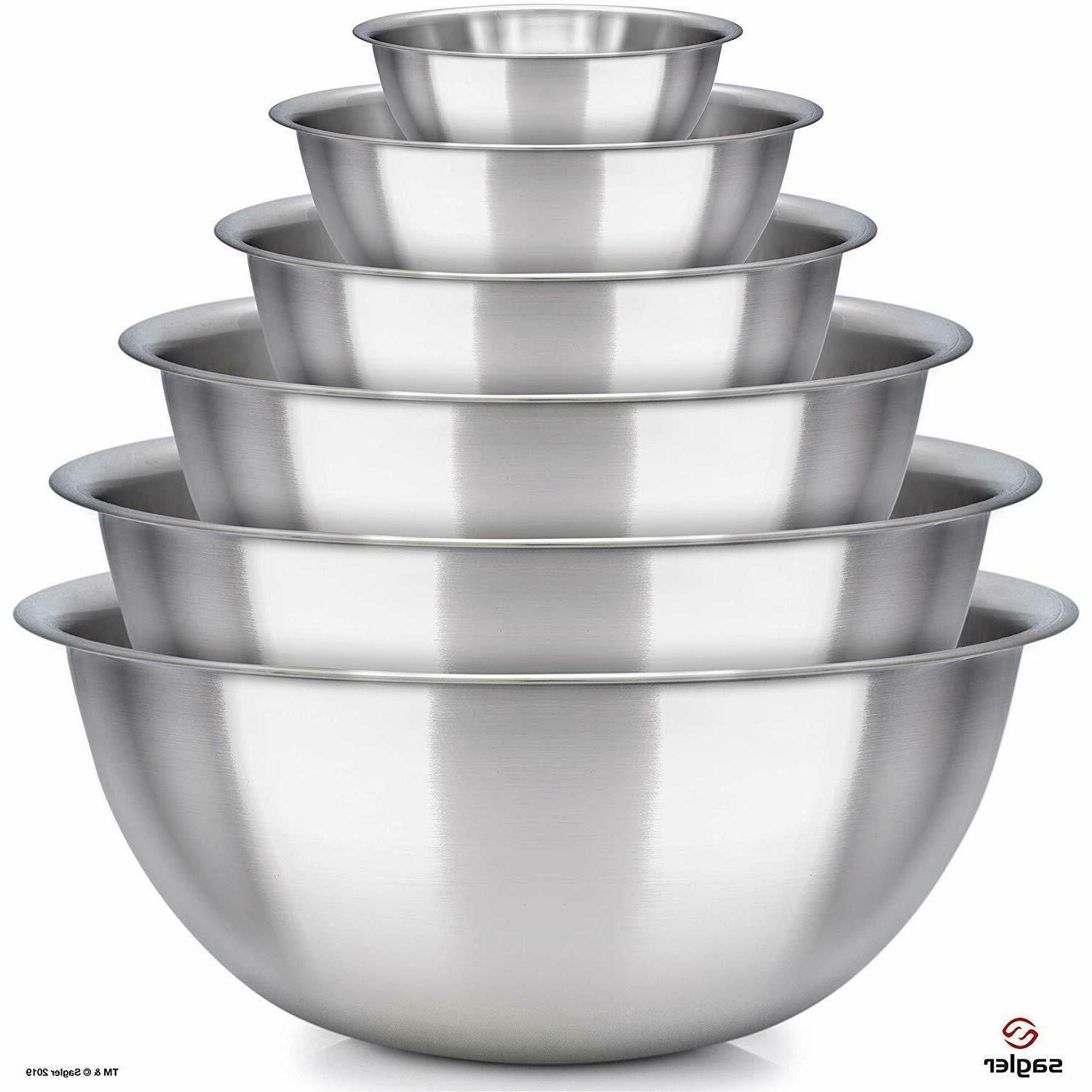 Mixing Bakeware & Set of 6